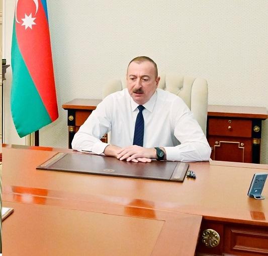 Prezident İlham Əliyev 2020-ci il Gənclər üçün Prezident mükafatlarının verilməsi haqqında sərəncamı imzalayıb.