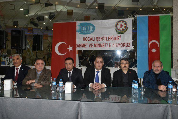 Türkiyədə Xocalı soyqırımının qurbanlarının xatirəsi anıldı (FOTO)