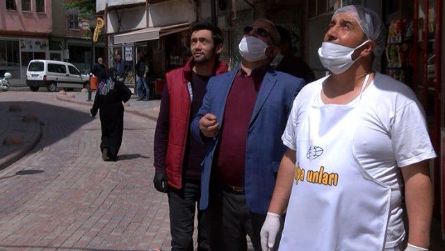 Bütün Türkiyə bu olaydan danışır – Şok görüntü