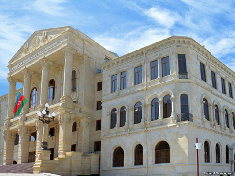 İcra Hakimiyyətinin vəzifəli şəxsi rüşvət alarkən həbs edildi