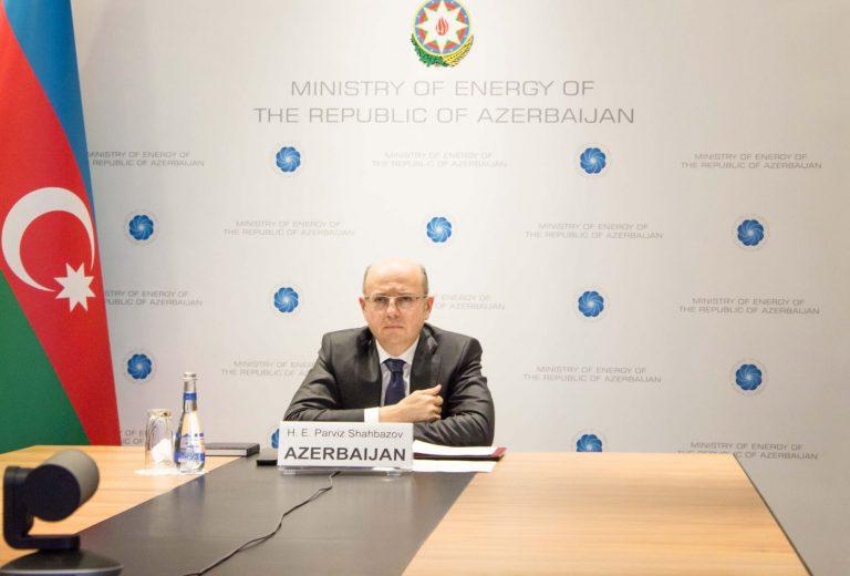 Azərbaycan və İndoneziyanın enerji sahəsində əməkdaşlığı müzakirə olunub (FOTO)