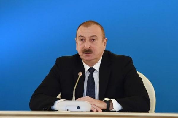 İlham Əliyev AzTV-yə müsahibə verdi