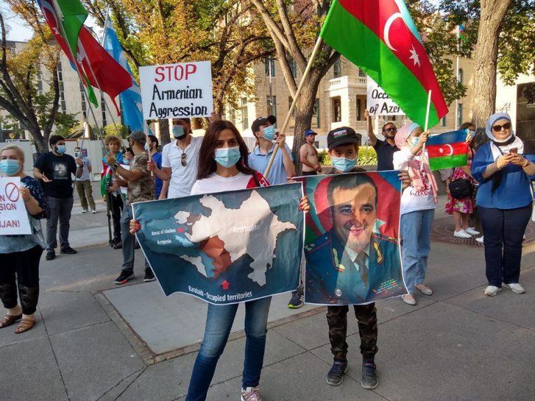 Azərbaycan diasporu vahid qüvvə kimi Azərbaycan ordusunun gücünə güc qatdı – Ekspert