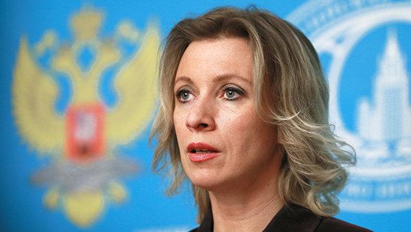 Mariya Zaxarova: Livanlı qaçqınların Dağlıq Qarabağa real axını barədə Rusiyanın təsdiqlənmiş məlumatı yoxdur
