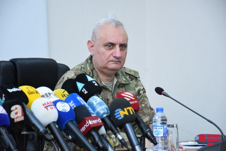 General-mayor əks-hücum əməliyyatından DANIŞDI