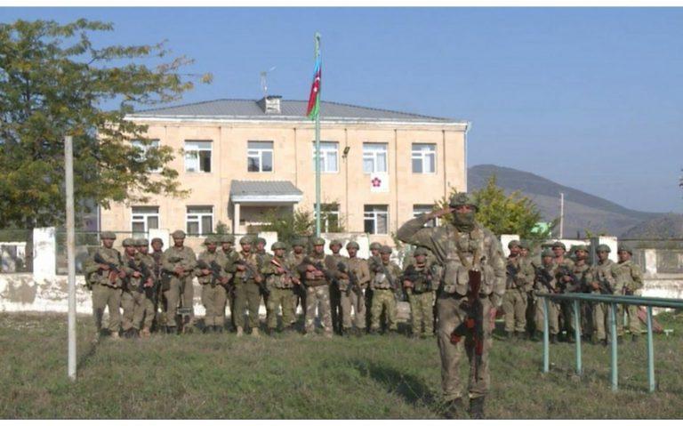 ZəngilanaAzərbaycan bayrağı sancıldı