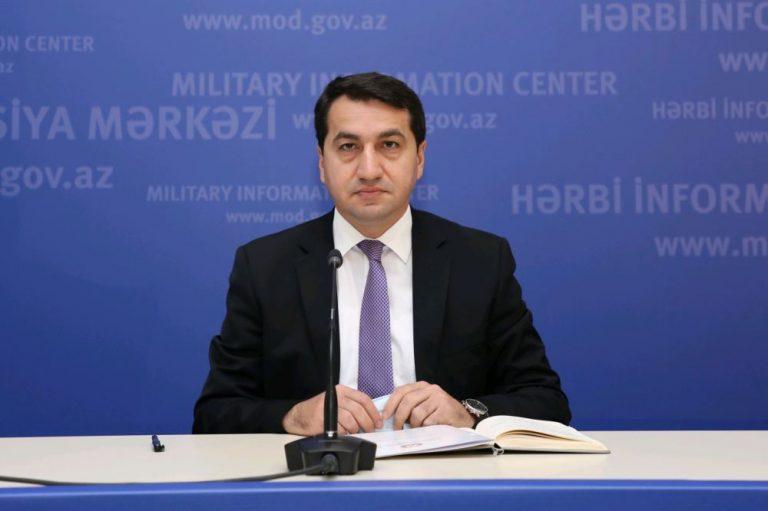 Azərbaycan Ordusu ölkəmizin ərazi bütövlüyünü bərpa edir – Prezidentin köməkçisi