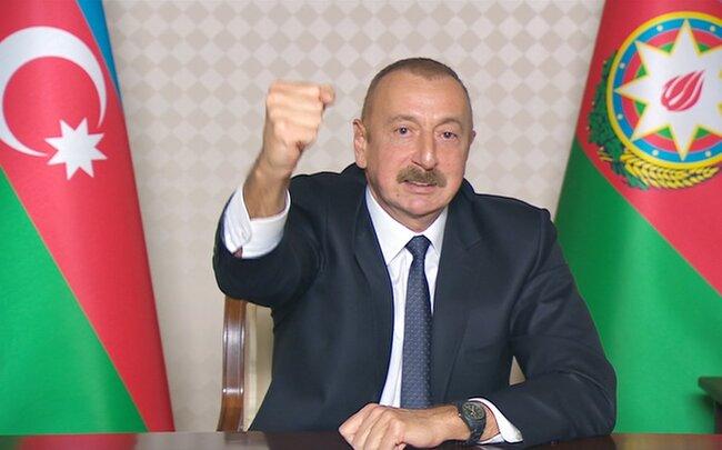 """Prezident: """"Bərdə sakinlərinin qisası yerdə qalmayacaq"""""""