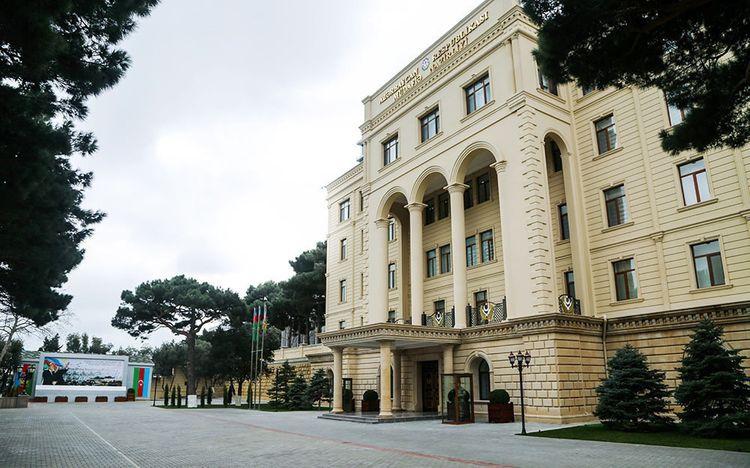 MN: Ermənistan ordusu yaşayış məntəqələrimizi atəşə tutur