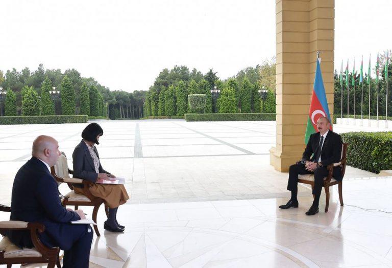 Prezident İlham Əliyev: Əgər bizə hücum olunursa, biz nəinki özümüzü müdafiə etməliyik, eyni zamanda, əks-hücuma da keçməliyik