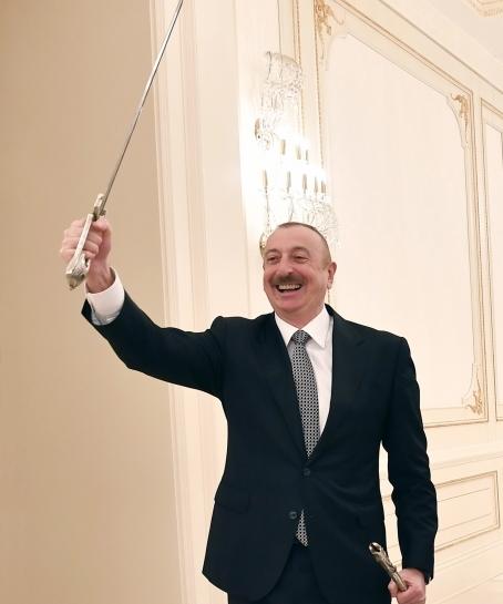 """İlham Əliyev: """"Bu yaraları heç vaxt unutmayacağıq!"""" – YENİLƏNİB"""