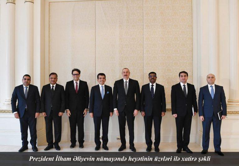 Prezident İlham Əliyev: Biz qəhrəmanlarımızı heç vaxt unutmayacağıq