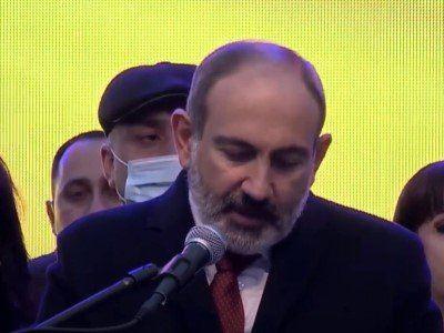 Paşinyan Ermənistanın sabiq prezidentini ordunu onun üzərinə qaldırmaqda ittiham edib