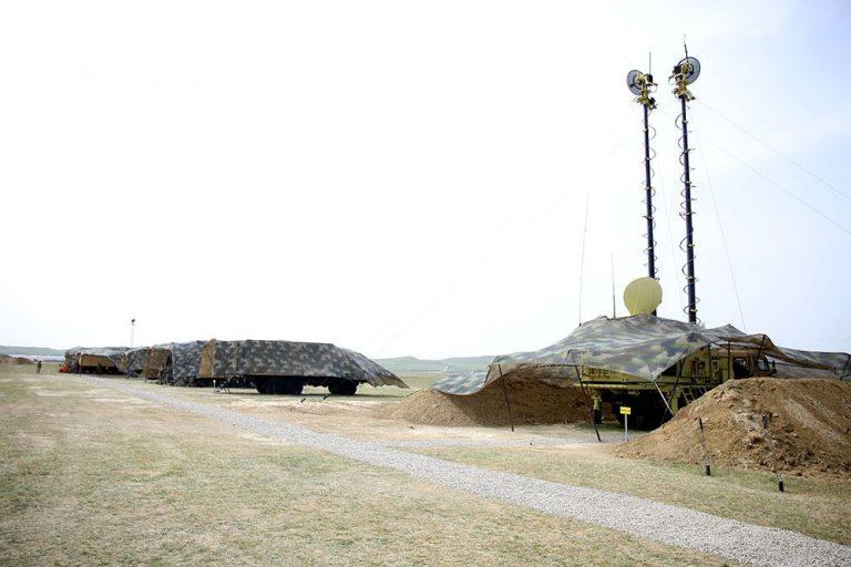 Azərbaycan və Türkiyə müdafiə nazirləri avtomatlaşdırılmış idarəetmə sistemlərinin birgə fəaliyyətlərini izləyiblər (FOTO/VİDEO)
