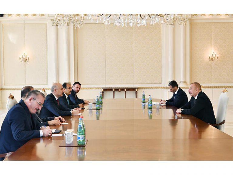 Prezident İlham Əliyev: Biz yeni bir koridor üzərində çalışırıq – Zəngəzur koridoru