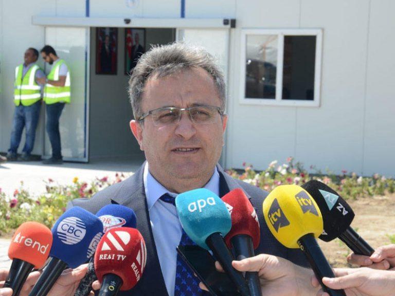 Horadiz-Mincivan-Ağbənd yolu 2023-cü ildə istifadəyə veriləcək