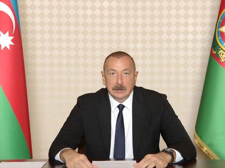 Prezident İlham Əliyevin Ümumdünya Səhiyyə Assambleyasının 74-cü sessiyasında videoformatda çıxışı təqdim olunub