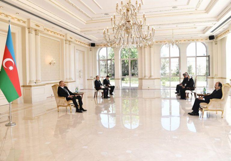 Prezident İlham Əliyev: Türkiyə və Azərbaycan bölgədə öz imkanlarını genişləndirdilər