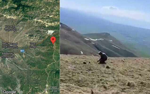 Azərbaycan daha bir yüksəkliyi nəzarətə götürüb – FOTO