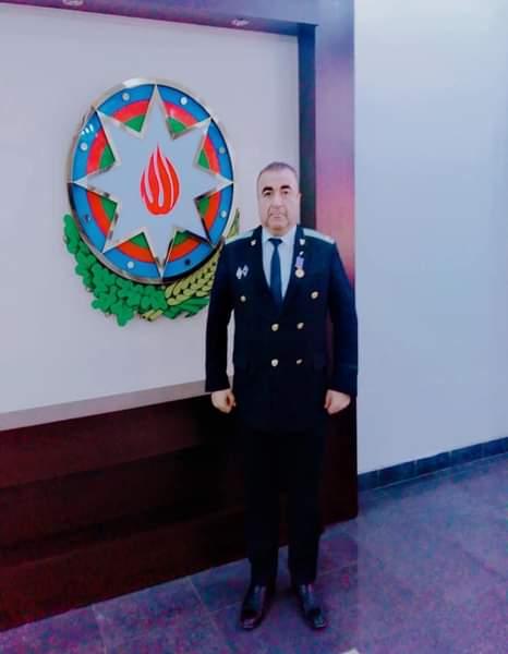 Ədalətli Qızıl Nişanəli Prokuror