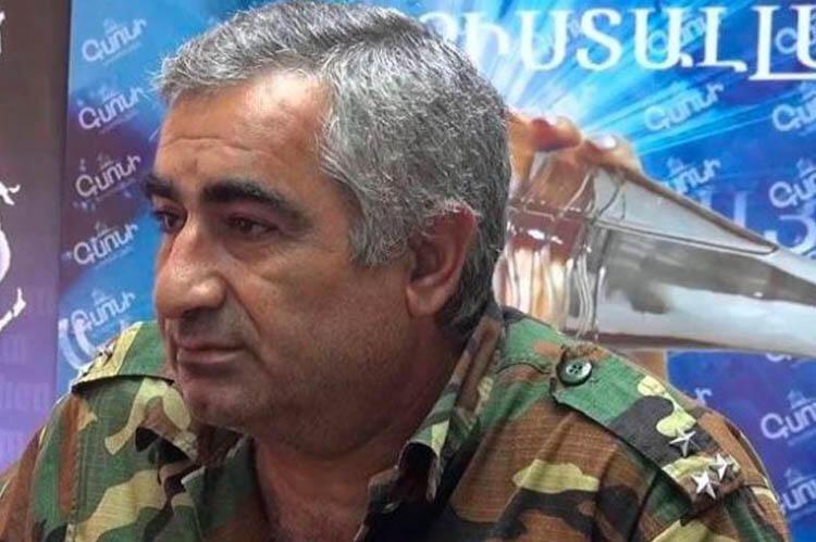 Laçın və Kəlbəcəri minalayan erməni polkovnik beynəlxalq axtarışa verildi