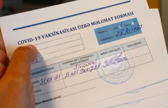 DİN bazarlarda vətəndaşlardan COVİD-19 pasportu tələb olunması xəbərlərinə münasibət bildirib