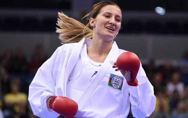Tokio 2020: Azərbaycan karateçisi ikinci oldu