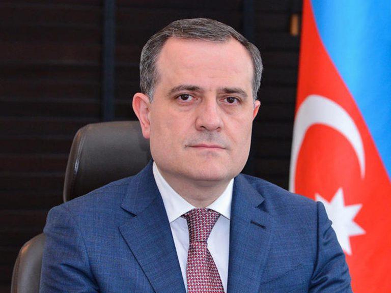Ceyhun Bayramov Belarusa səfərə gedib