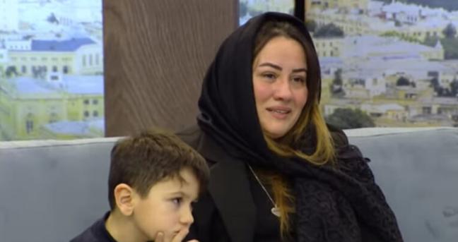 Şəhid xanımı yoldaşının ildönümündə qəzaya düşərək öldü – FOTO